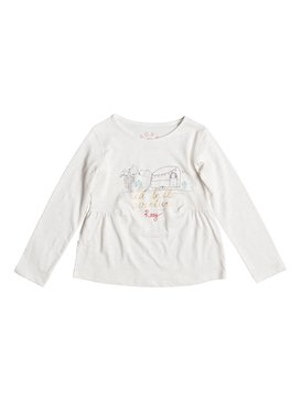 Let's Drive Away - Long Sleeve Top for Girls 2-7  ERLZT03086