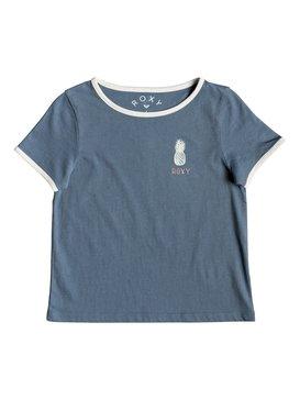 Times Up A - T-Shirt for Girls 2-7  ERLZT03199