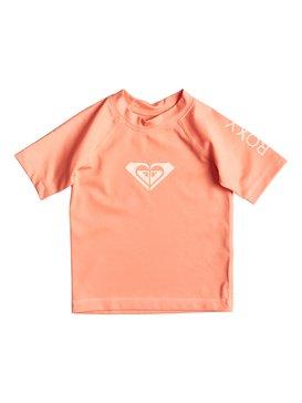 Whole Hearted - Short Sleeve UPF 50 Rash Vest  ERNWR03000