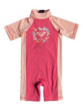 Baby ROXY Springsuit - Short Sleeve One-Piece UPF 50 Rashguard  ERNWR03011