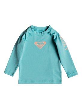 Whole Hearted - Long Sleeve UPF 50 Rash Vest for Baby Girls  ERNWR03012