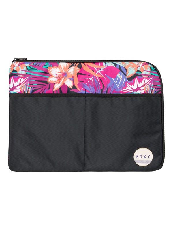 0 Printed Laptop Sleeve  2153160201 Roxy