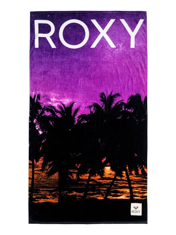 0 Midnight Swim Beach Towel  217023 Roxy