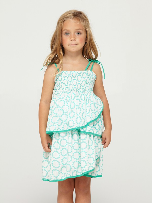 0 Girls 2-6 Double Take Dress  420480 Roxy
