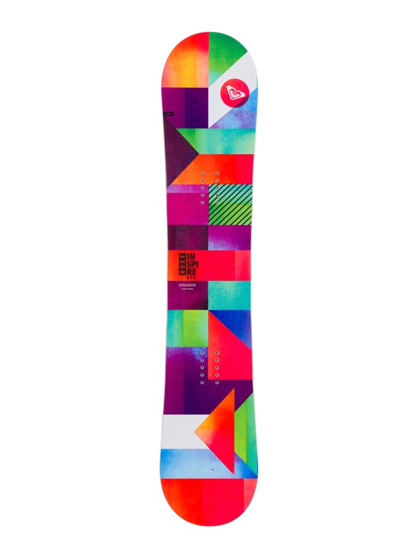 0 Inspire BTX Youth Snowboard  4231005 Roxy