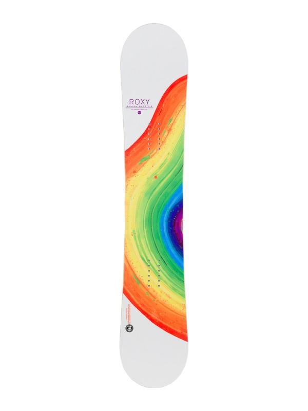 0 Banana Smoothie EC2 BTX Snowboard  4231505 Roxy