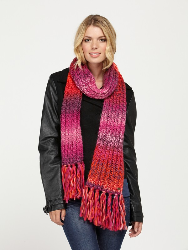 0 Winter Spell Scarf  456050 Roxy