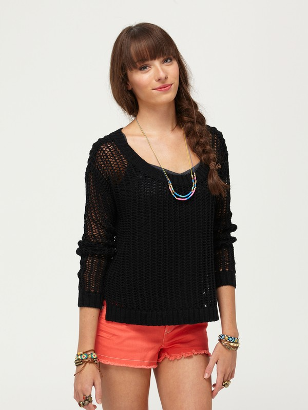 0 Shadow Holly Sweater  467563 Roxy