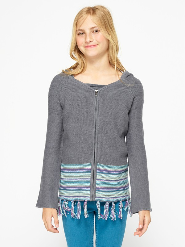 0 Girls 7-14 Captive Sweater  487394 Roxy