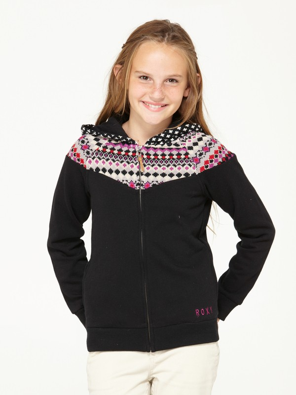 0 Girls 7-14 Sweet Pea Cardigan  487409 Roxy