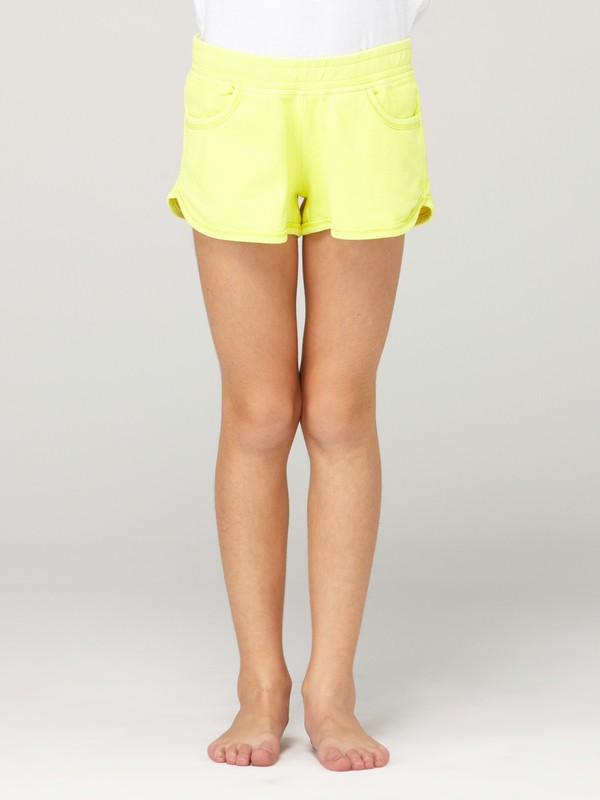 0 Girls 7-14 Tidal Wave Shorts  488006 Roxy