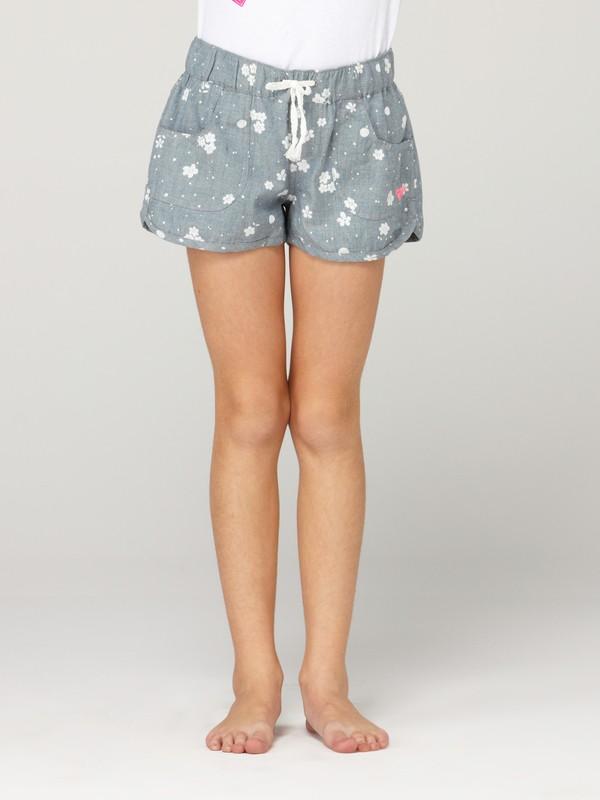 0 Girls 7-14 Sweet and Sunny Shorts  488008 Roxy