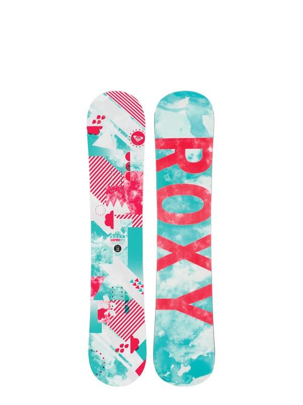 0 Girl's Inspire BTX 134 Snowboard  5231615 Roxy