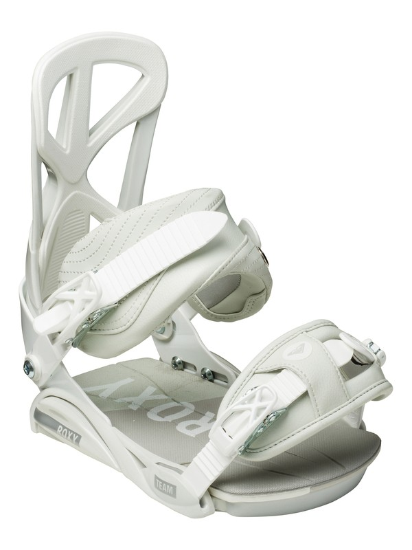"0 Team ""Medium/Large"" Snowboard Bindings  5235110 Roxy"