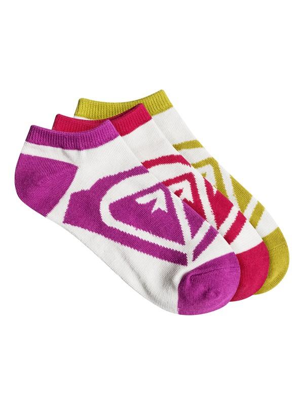 0 Roxy Logo No Show Sock  82137F Roxy