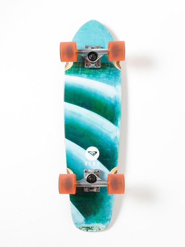 0 Corduroy Skateboard  844077 Roxy