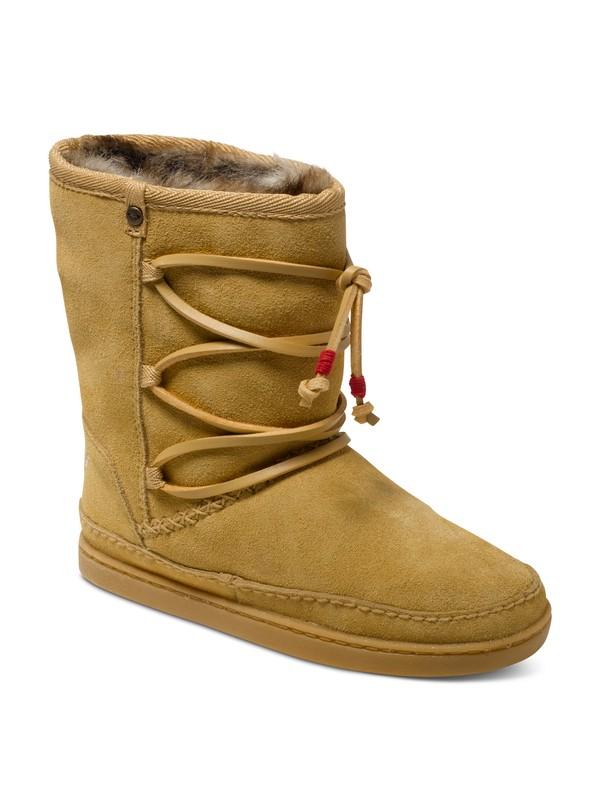 0 RG Mandi - Wildleder Stiefel  ARGB600004 Roxy