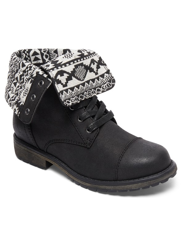 0 Girls 7-14 Vela Boots  ARGB700029 Roxy