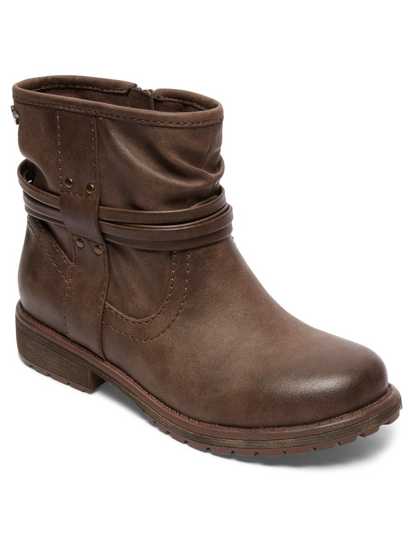 0 Girls7-14 Aiza Boots  ARGB700033 Roxy