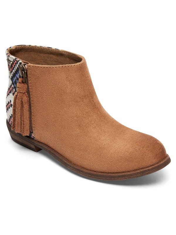 0 Martie - Boots for Girls Beige ARGB700034 Roxy