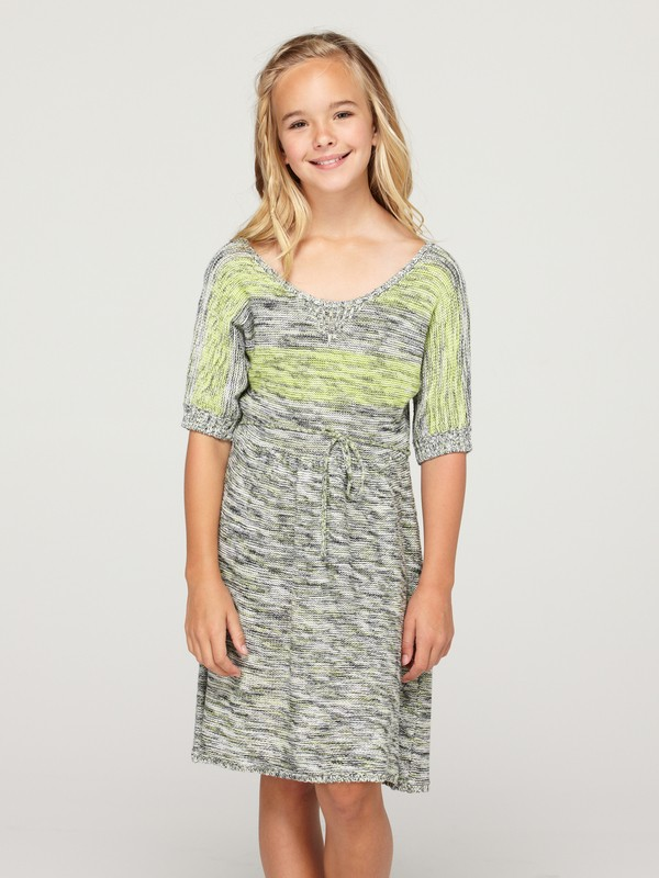 0 Girls 7-14 Out Late Dress  ARGKD00014 Roxy