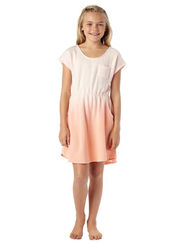 0 Girls 7-14 Sunny Slope Dress  ARGKD00034 Roxy