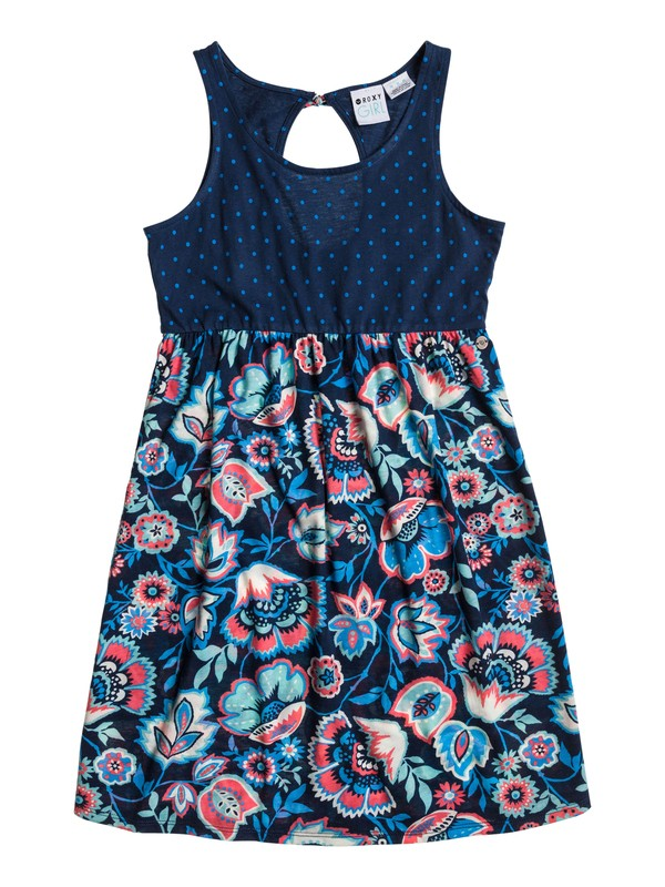 0 Girls 7-14 Beaming Shadow Dress  ARGKD03000 Roxy