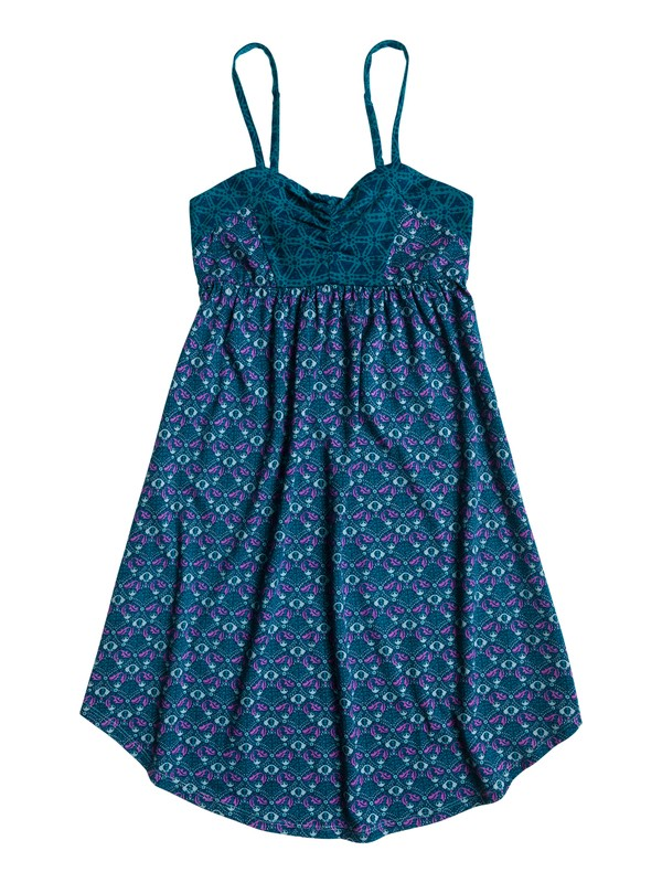 0 Girls 7-14 Cherry Bark Tank Dress  ARGKD03002 Roxy