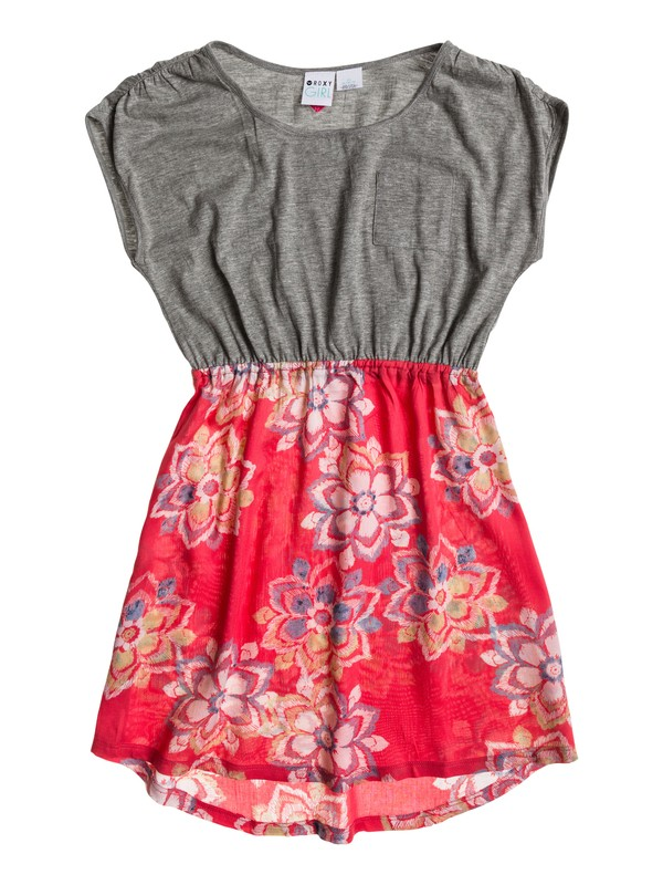 0 Girls 7-14 Mountain Lake Dress  ARGKD03008 Roxy