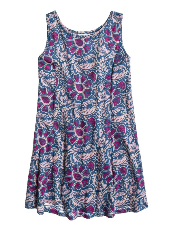 0 Girls 7-14 Coastline Dress  ARGKD03012 Roxy