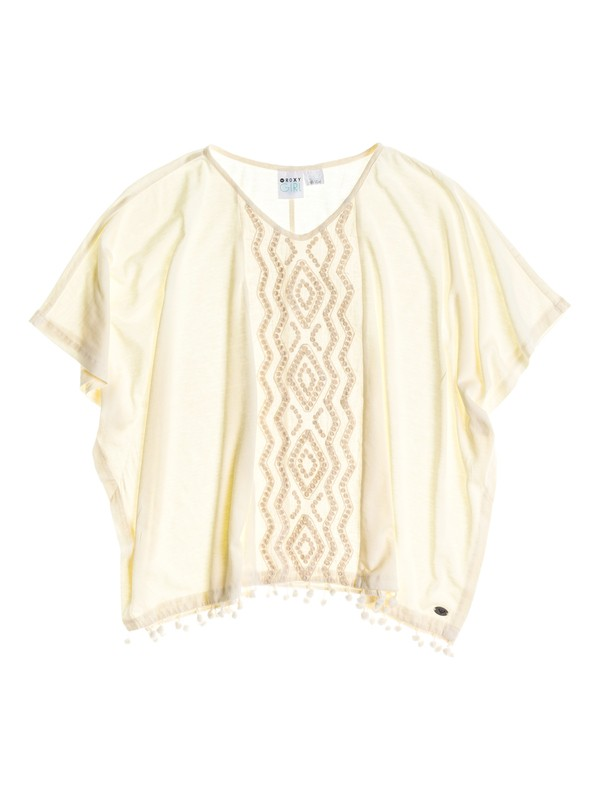 0 Day Dancer - Poncho Style Top  ARGKT03019 Roxy