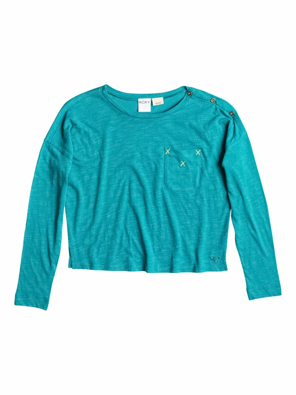 0 Across The Sea - T-shirt met lange mouw  ARGKT03062 Roxy
