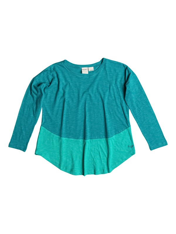 0 Playful Swim - Long Sleeve Top  ARGKT03063 Roxy