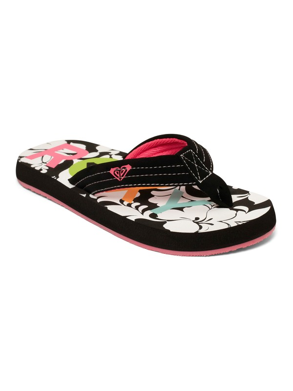 0 Girls 7-14 Low Tide Sandals  ARGL100009 Roxy