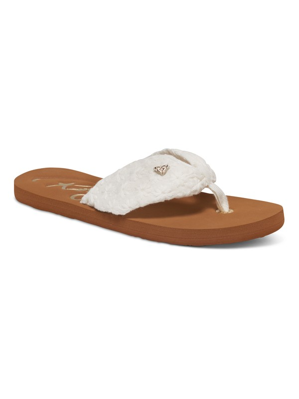 0 Girl's 7-14 Caribe Sandals  ARGL100117 Roxy