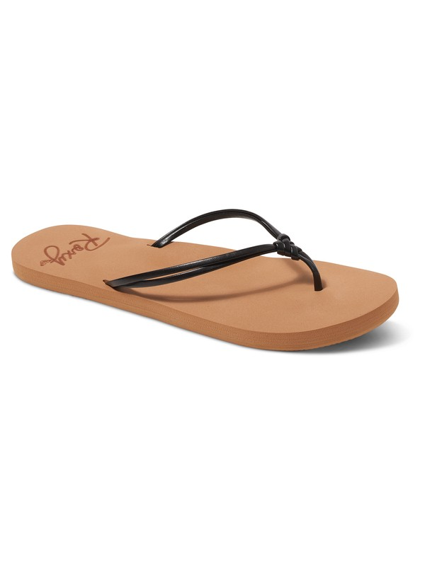 0 Lahaina - Sandals Black ARGL100152 Roxy