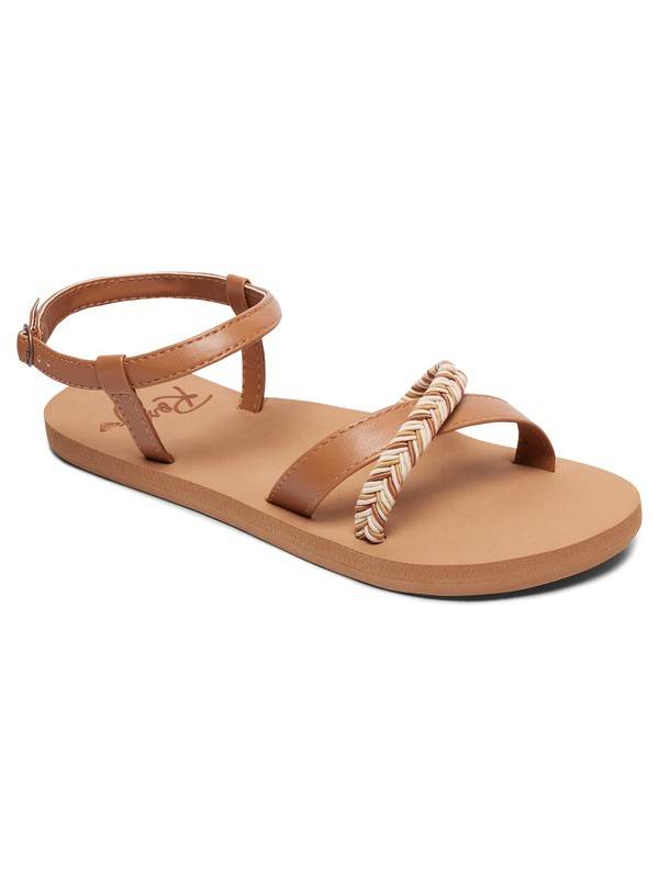 0 Girls 7-14 Mikala Sandals  ARGL100176 Roxy