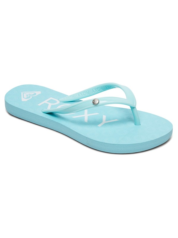 0 Sandy - Flip-Flops for Girls Blue ARGL100184 Roxy
