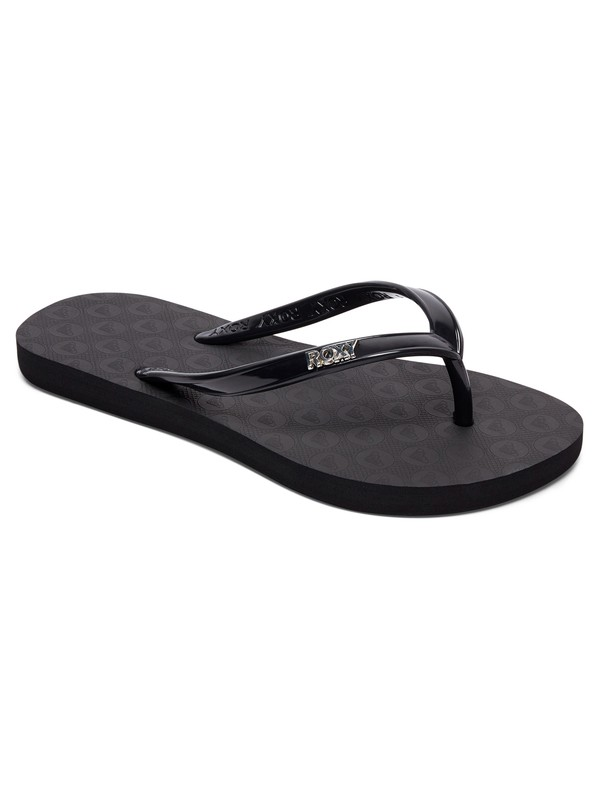 0 Viva V - Sandals for Girls Black ARGL100185 Roxy