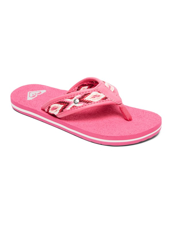 0 Girl's 7-14 Saylor Sandals Pink ARGL100210 Roxy