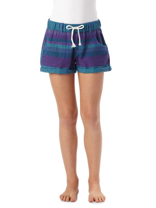 0 Girls 7- 14 Sea Sounds Shorts  ARGNS00023 Roxy