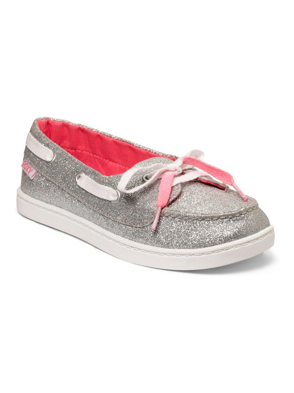 0 Girls 7-14 Ahoy II Shoes  ARGS600006 Roxy