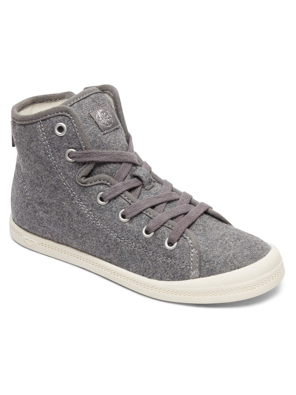 0 Girls 7-14 Rizzo Mid Top Shoes  ARGS600085 Roxy