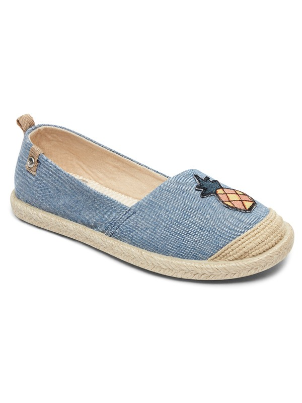 0 Flora - Slip-On Shoes  ARGS600087 Roxy