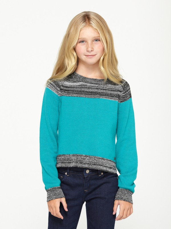 0 Girls 7-14 On the Road Sweater  ARGSW00007 Roxy