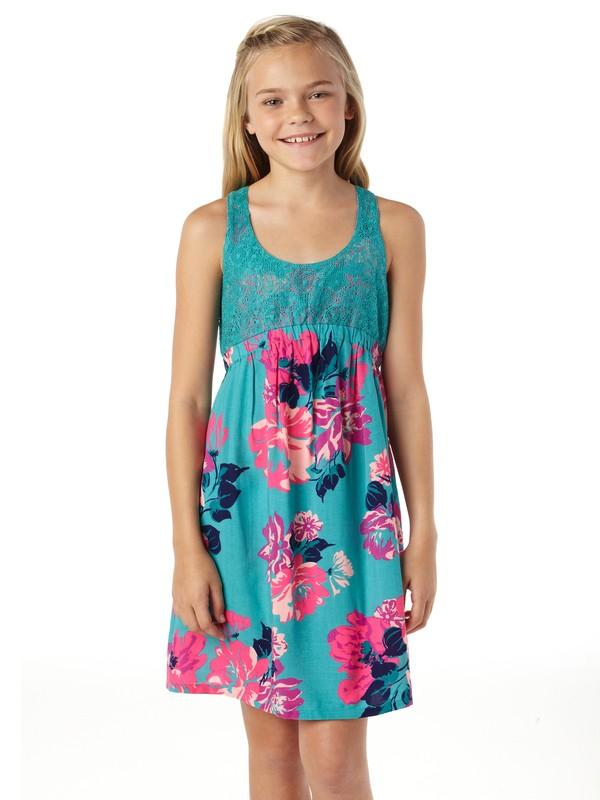 0 Girls 7-14 Lacey Lou Dress  ARGWD00021 Roxy