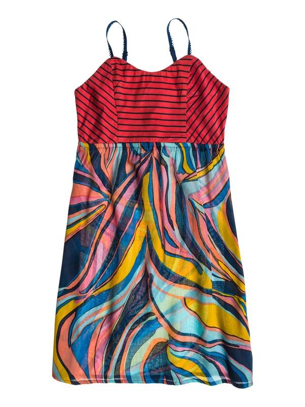 0 Girls 7-14 New Land Dress  ARGWD03001 Roxy