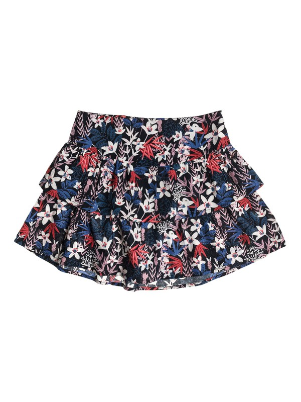 0 Girls 7-14 Party Time Skirt  ARGWK03001 Roxy