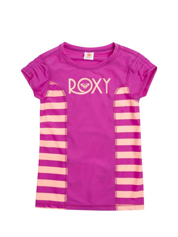 0 Girls 7-14 Roxy Escape Rashguard  ARGWR00008 Roxy