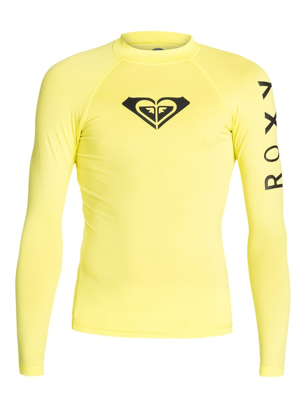 0 Whole Hearted - Long Sleeve Rash Vest  ARGWR03007 Roxy